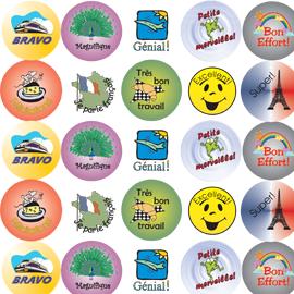 stickers F