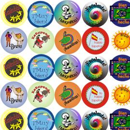 stickers-spanish