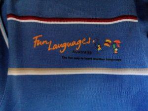 logo Iron on