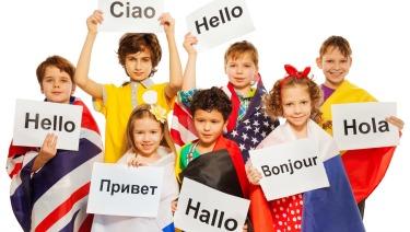 Teaching my child a second language